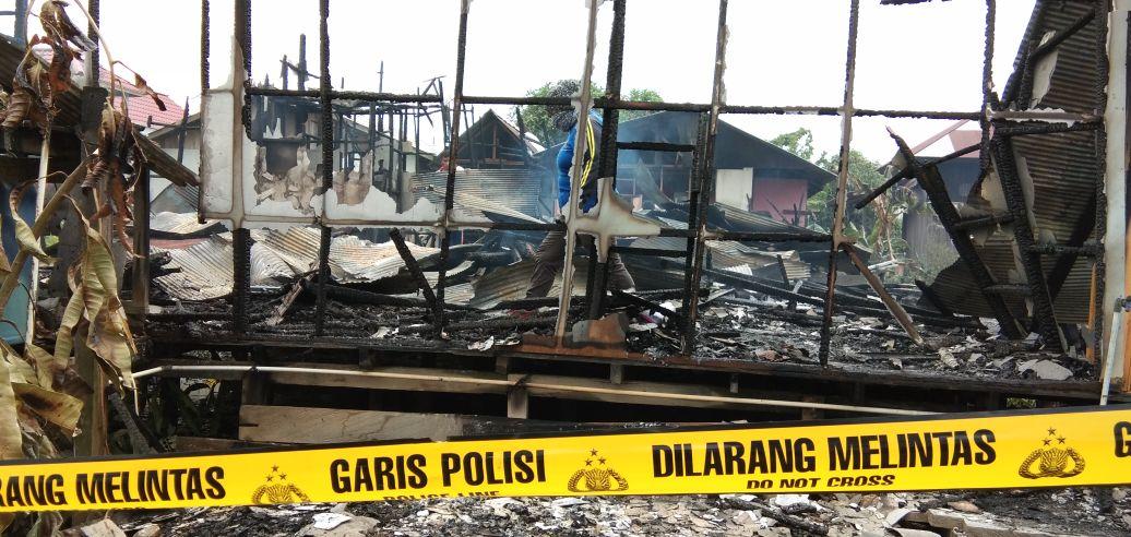 Sepekan DPKP Terima Empat Laporan Kebakaran