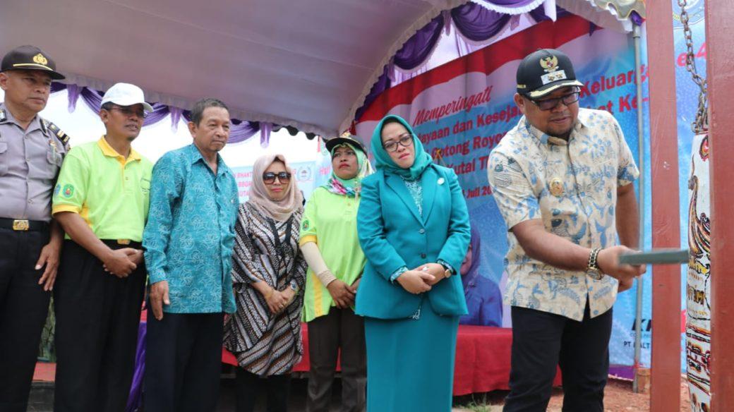 Kasmidi Canangkan BBGRM ke 15 Kutai Timur