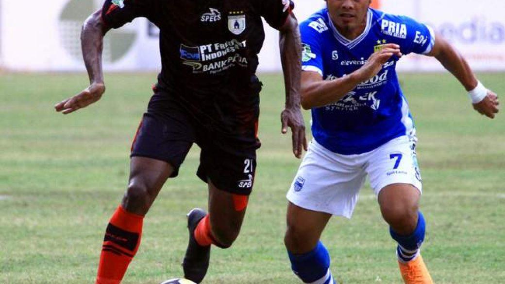 Persib Bandung semakin nyaman di puncak klasemen sementara Liga