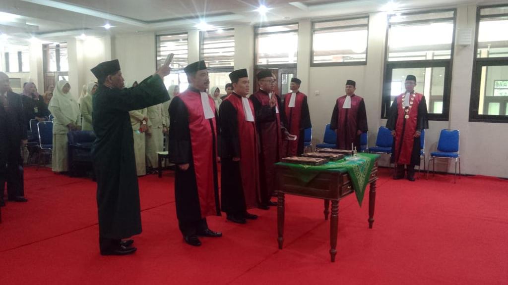 Rahmat Sanjaya Jabat KPN Sangatta