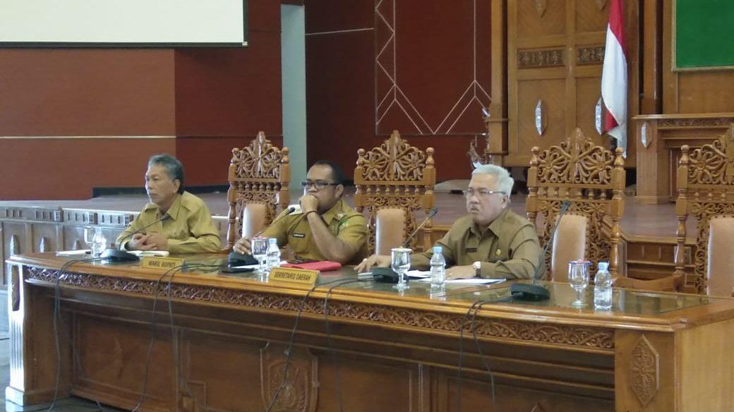 2019, Pemkab Kutim akan Rasionalisasi Anggaran Rp 300 Miliar