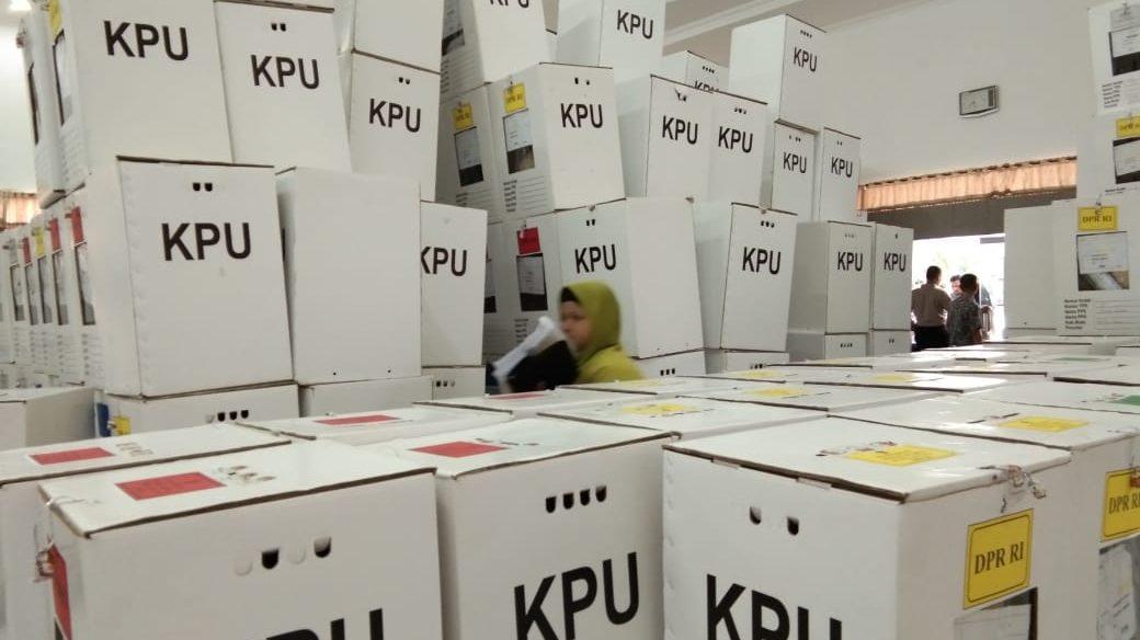 2-4 Mei, KPU Kutim Gelar Pleno Tingkat Kabupaten