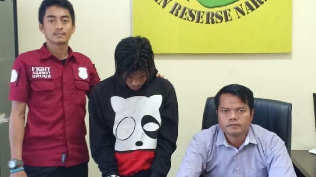 Mahasiswa Kepergok Simpan Sabu di Celana Dalam
