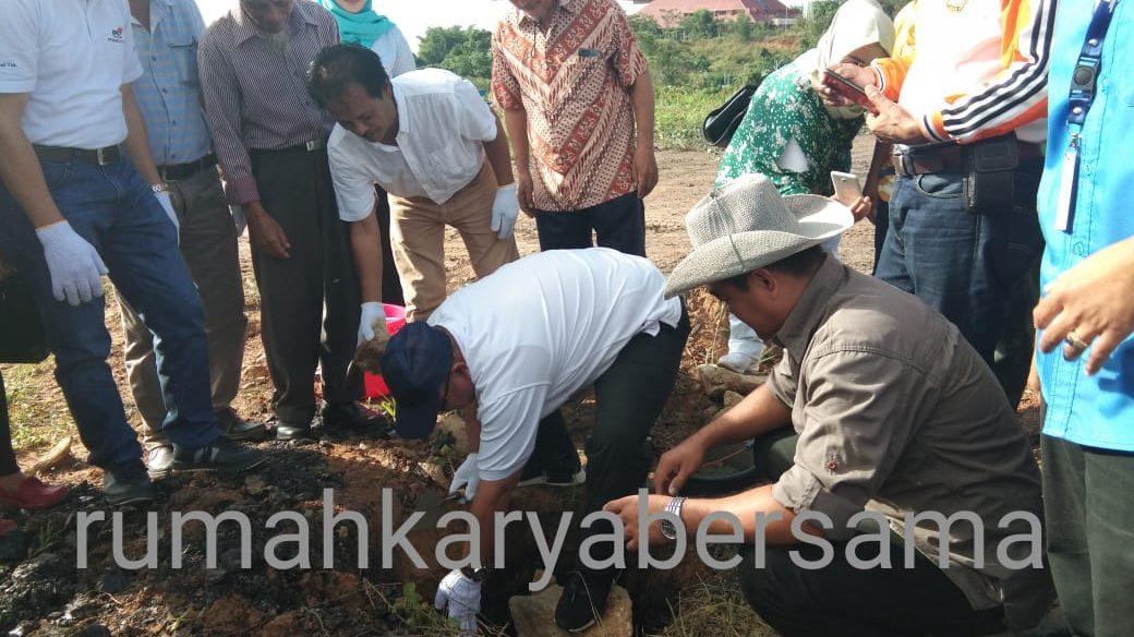 IKAT Kutim akan Bangun Rumah Adat Toraja