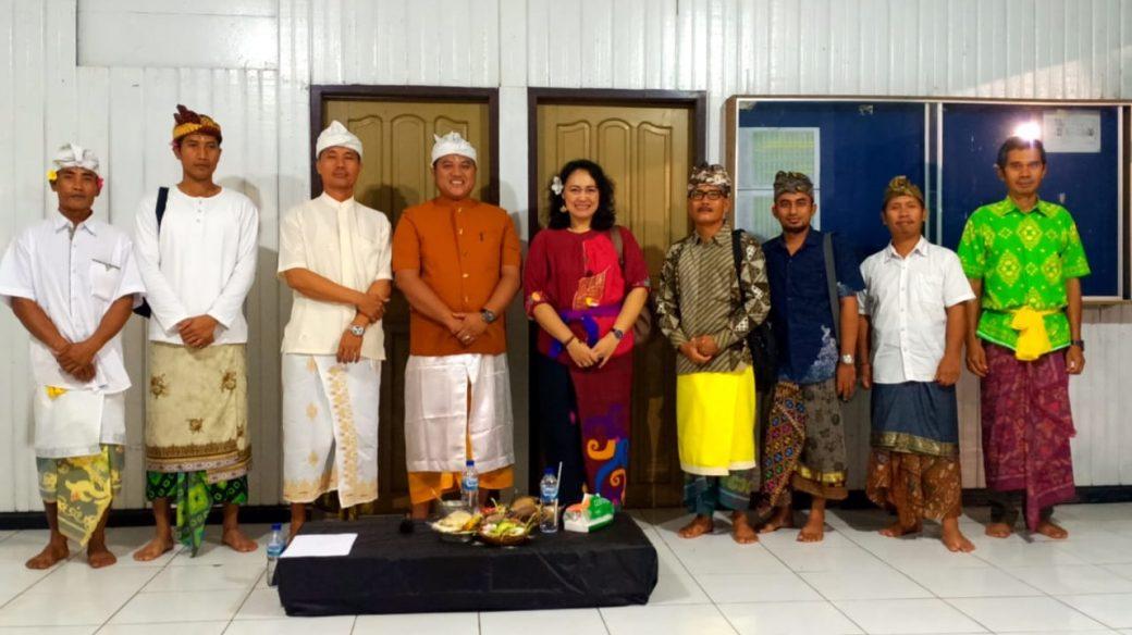 Umat Hindu Sangatta Rayakan Hari Siwaratri Bersama Ni Made Juwita Rustiani