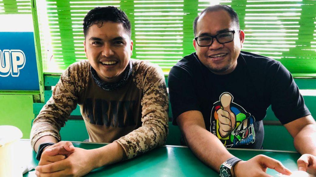 Sarapan Bareng, Komunitas Sepeda Pama Tak Menyangka Kasmidi Sosok Humanis