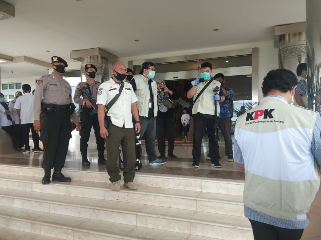Hari Ini, KPK Limpahkan Terdakwa Kasus Dugaan Suap Bupati Kutai Timur Non Aktif