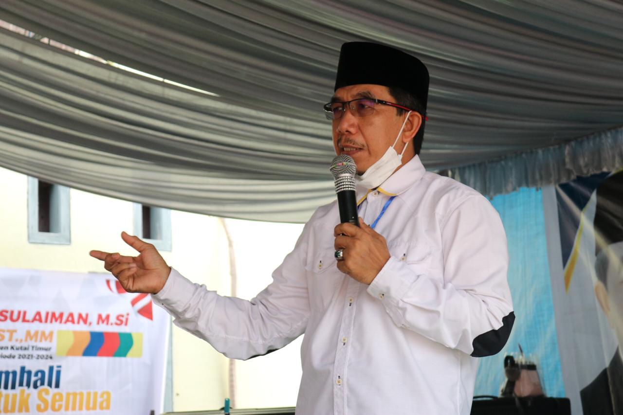 Warga Desa Sepaso Silaturahmi Bersama ASKB