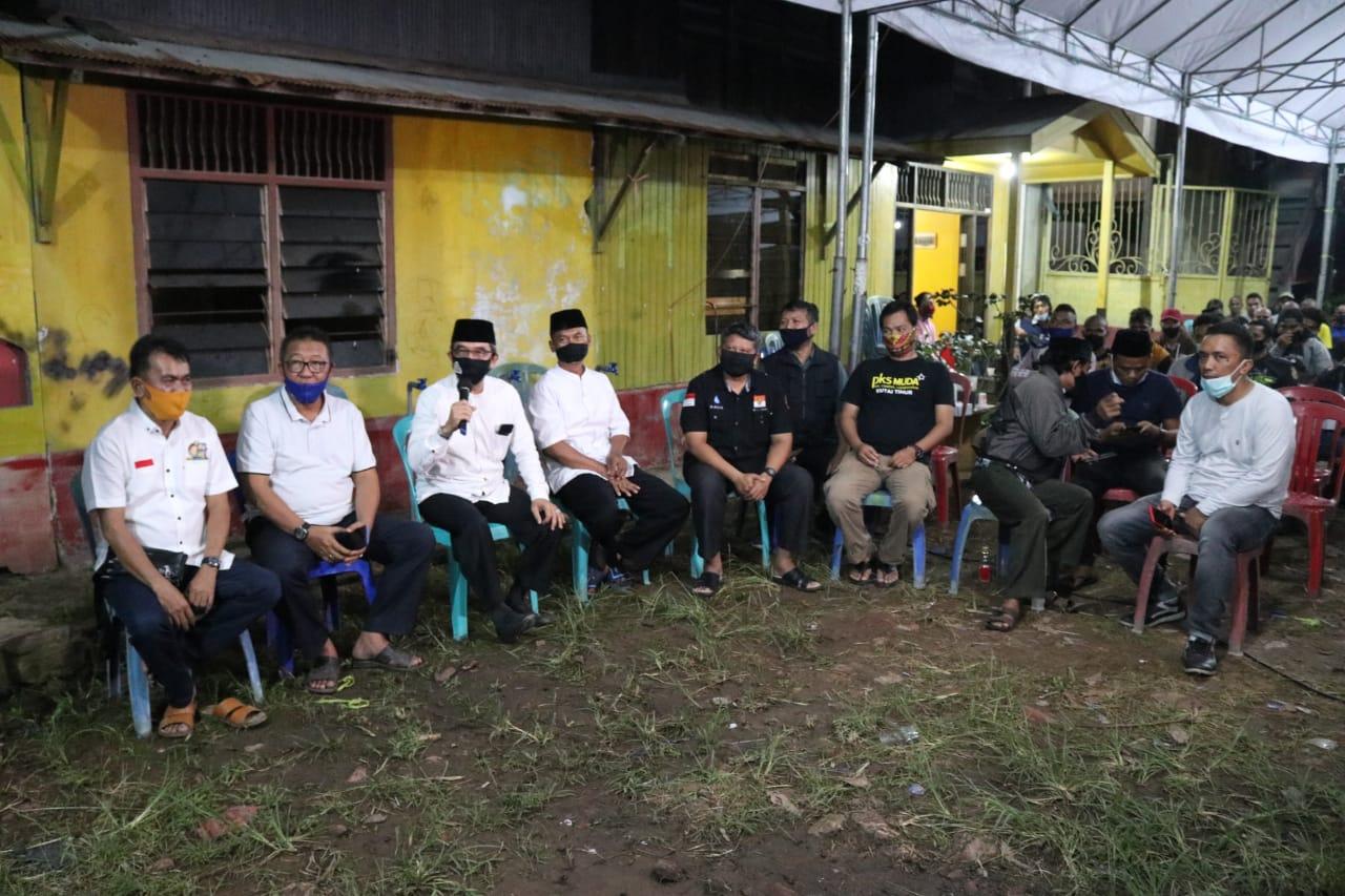 Silaturahim ASKB Bersama Pemuda Jawa Kutai Timur (PJKT)