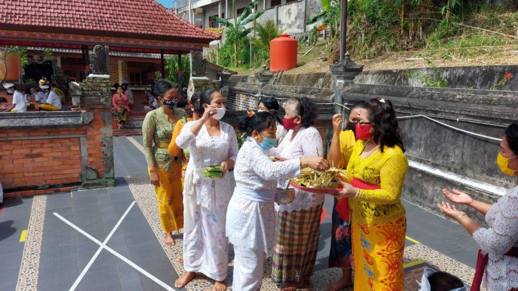 3000 Warga Hindu Se Kutai Timur Merayakan Hari Raya Galungan