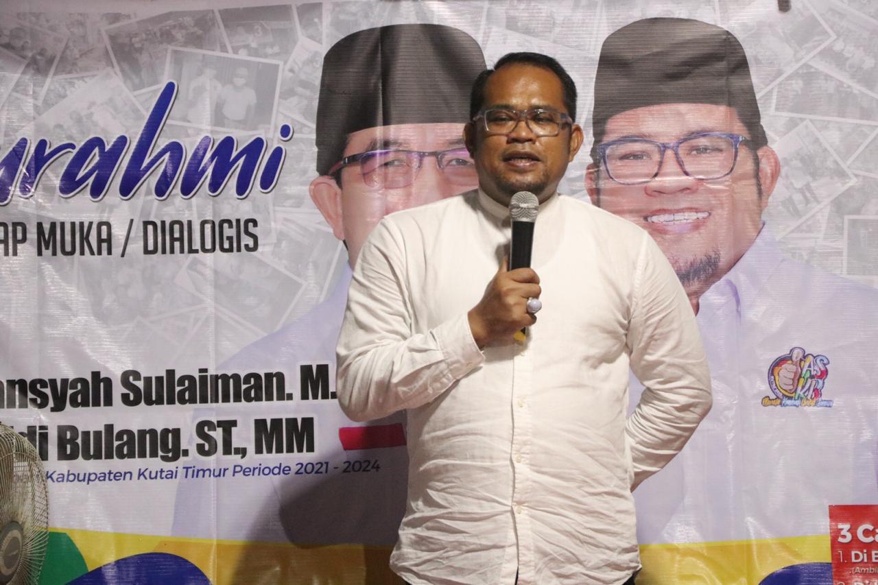Sinergi ASKB dan Anggota DPR RI Dr.Irwan,SI.P Untuk Mewujudkan Pembangunan Berkelanjutan di Kutai Timur