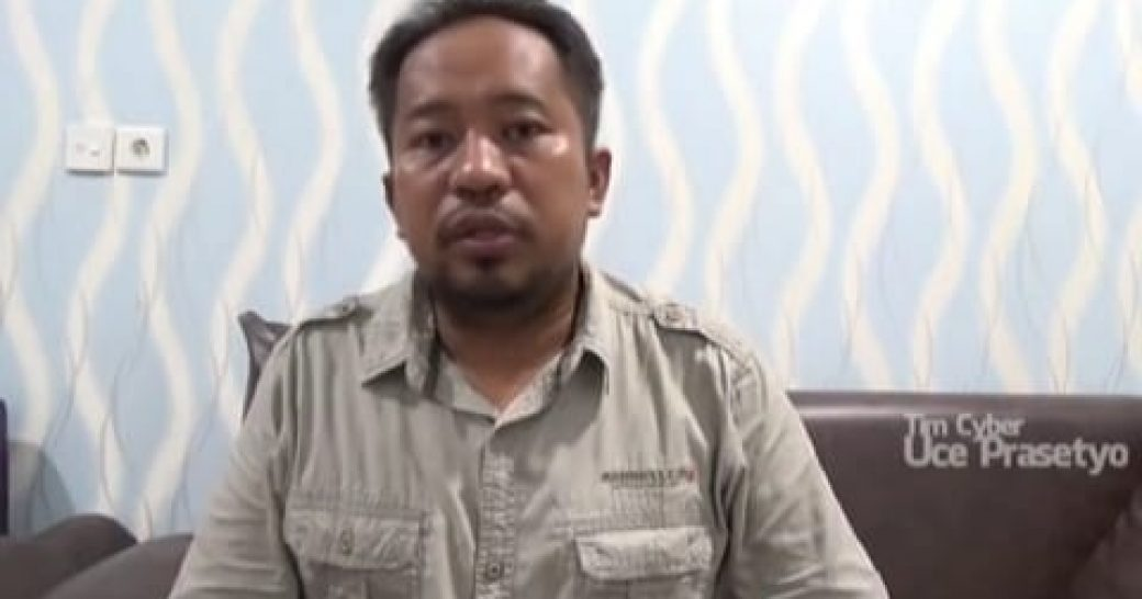 Uce Prasetiyo Ucapkan Selamat Pada Pasangan ASKB