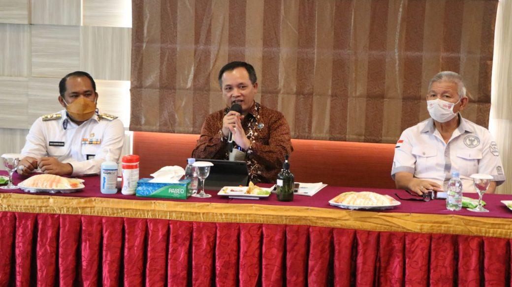 Kepala BNNP Kaltim Sosialisasikan P4GN di Kab. Kutim