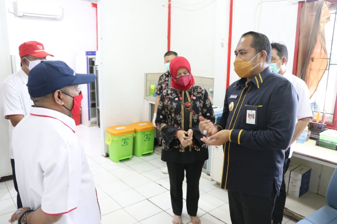 Wabup Kasmidi Apresiasi Para Relawan PMI Yang Sudah Berbuat Untuk Mendedikasikan Tenaga, Waktu dan Pikiran